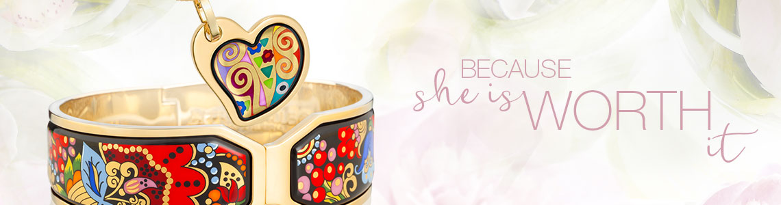 FREYWILLE Mother's Day Selection Enamel Jewellery